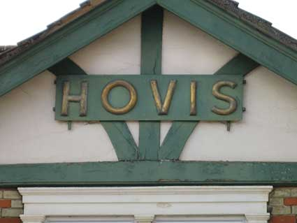 Ipswich Historic Lettering: 111 Bramford Rd 2