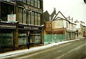 Martin & Newby demolished