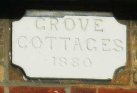 Ipswich Historic Lettering: Dales/Grove 7a
