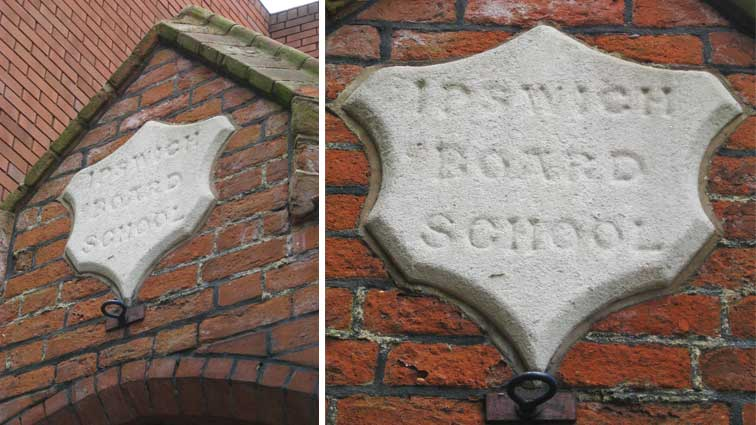 Ipswich Borough Council: Elm Street Board School 5