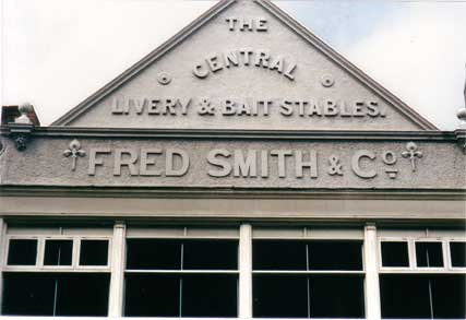 Ipswich Historic Lettering: Fred Smith 2