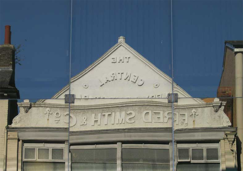 Ipswich Historic Lettering: Fred Smith 4