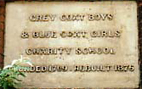 Ipswich Historic Lettering Grey Coat Boys icon