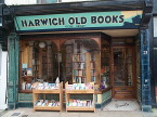 Ipswich Signs: Harwich Old Books