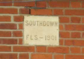 Ipswich Historic Lettering: Bramford Rd 1a