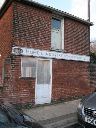 Ipswich Historic Lettering: Home & Industry 2