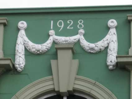 Ipswich Historic Lettering: Jacob Bailey 2