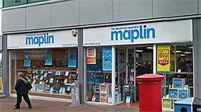 Ipswich Historic Lettering: Co-op : Maplin 1