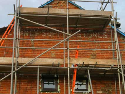 Ipswich Historic Lettering: County Supply Stores 3