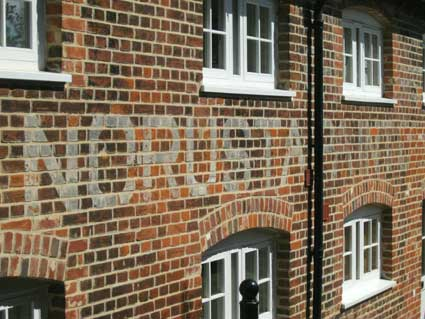 Ipswich Historic Lettering: Norusta Woodbridge 1