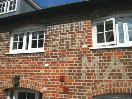 Ipswich Historic Lettering: Norusta Woodbridge 4