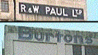 Ipswich Historic Lettering: RW Paul icon
