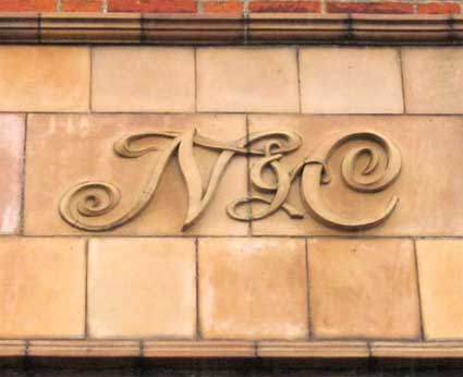 Ipswich Historic Lettering: St Albans 7
