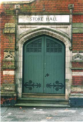 Ipswich Historic Lettering: People's Hall 8