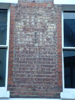 Ipswich Historic Lettering: Wootton's 5