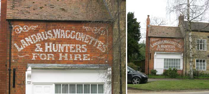 Ipswich Historic Lettering: Tewkesbury 13