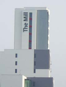 Borin Van Loon: The Mill, Ipswich Docks1