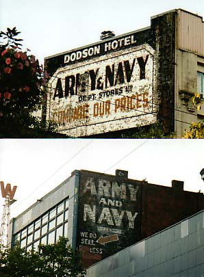 Vancouver Army&Navy