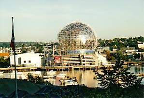 Vancouver geodesic dome