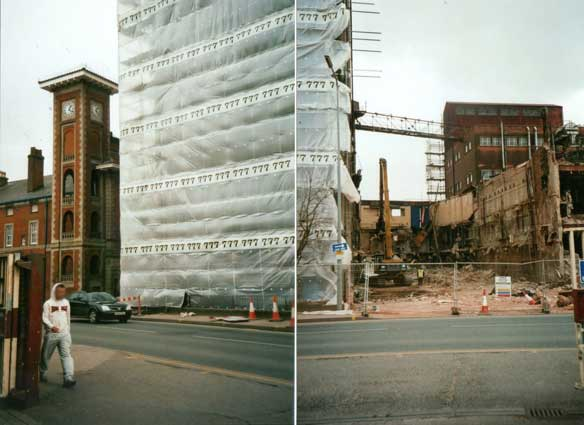 Ipswich Waterfront Regeneration 2005