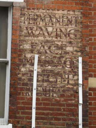 Ipswich Historic Lettering: Wootons plus
