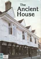Ipswich Historic Lettering: Ancient House book cover